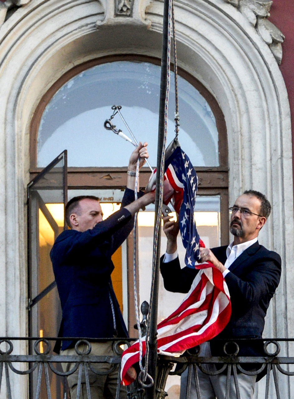 EE.UU. prevé cerrar sus dos últimos consulados en Rusia - Diario El Salvador