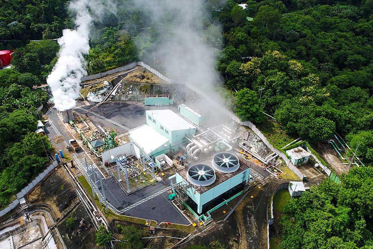La geotermia inyecta 23.5 % a la matriz energética de El Salvador - Diario  El Salvador