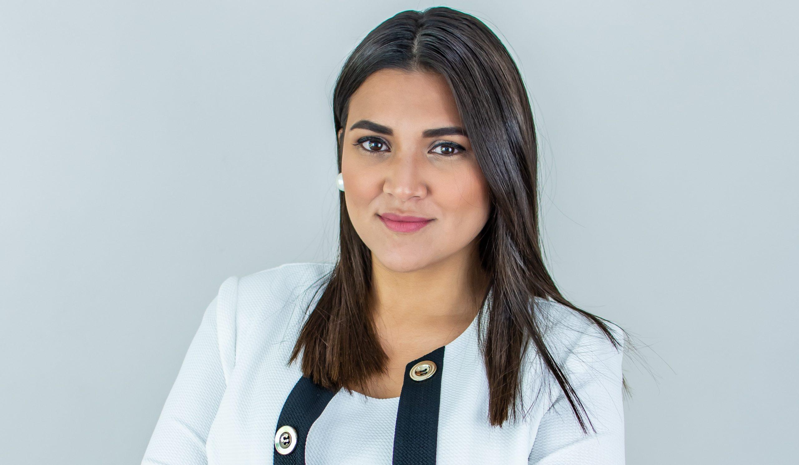 Alexia Rivas Diputada Electa Por San Salvador Son Mas De 19 000 Personas Que Vinieron A Apoyarnos En Estas Elecciones Diario El Salvador