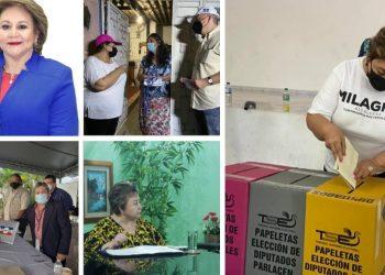 Espacios en la política son casi inexistentes para las mujeres en El Salvador